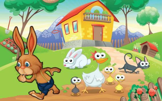 Bunny Farm Adventure screenshot 4