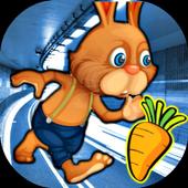 Bunny Subway Adventure icon