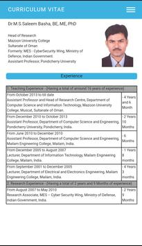 S_Resume screenshot 1