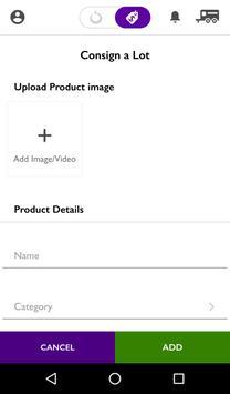 SaleRing apk screenshot