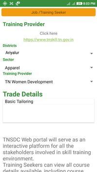 TNSDC screenshot 1