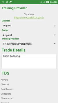 TNSDC screenshot 2