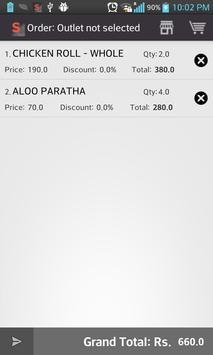 SalesGola BP apk screenshot
