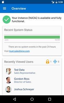 SalesforceA apk screenshot