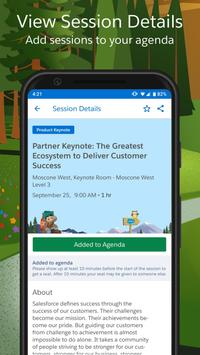 Salesforce Events screenshot 3