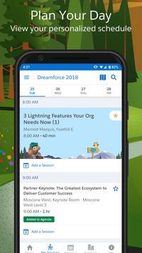 Salesforce Events screenshot 1