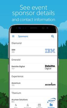 Salesforce Events apk screenshot