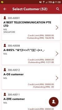 SalesHero apk screenshot