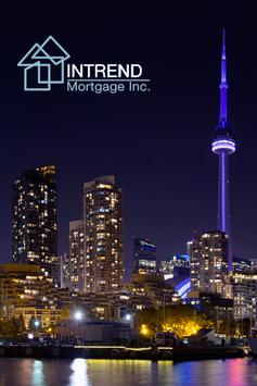 Intrend Mortgage poster