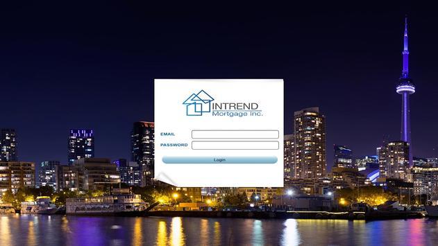 Intrend Mortgage apk screenshot
