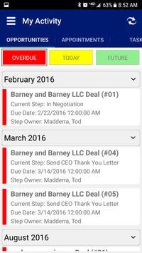 Salesnet CRM screenshot 2