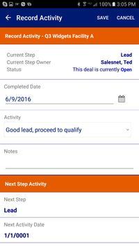 Salesnet CRM screenshot 6