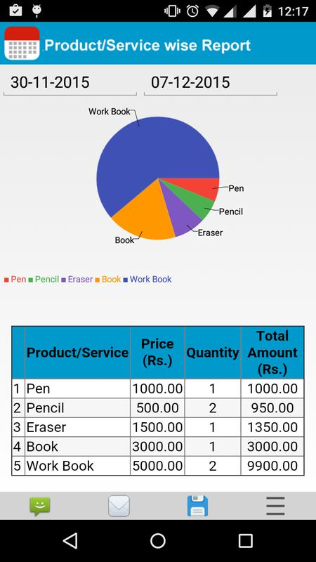 sales tracker for android apk download