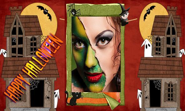 Halloween HD photo frames apk screenshot