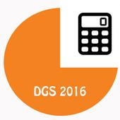 DGS-2016 Puan Hesaplama simgesi