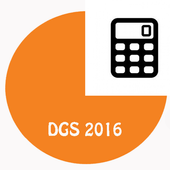 DGS-2016 Puan Hesaplama-icoon