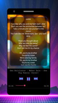 Newest Gen Halilintar Song 2018 - Music and Lyrics screenshot 1