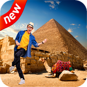 Pyramid Egypt Photo Editor icon