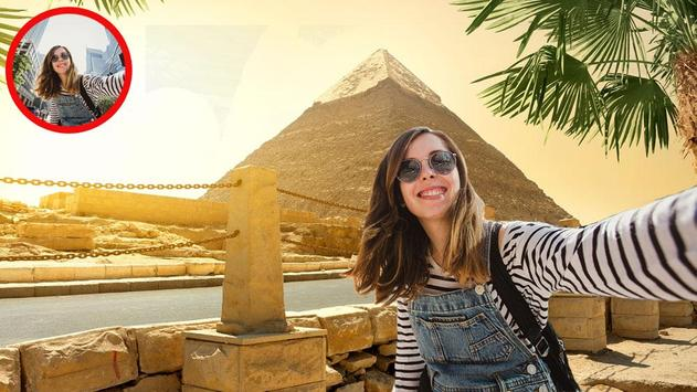 Pyramid Egypt Photo Editor screenshot 2