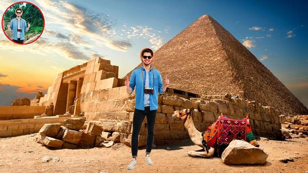 Pyramid Egypt Photo Editor screenshot 6