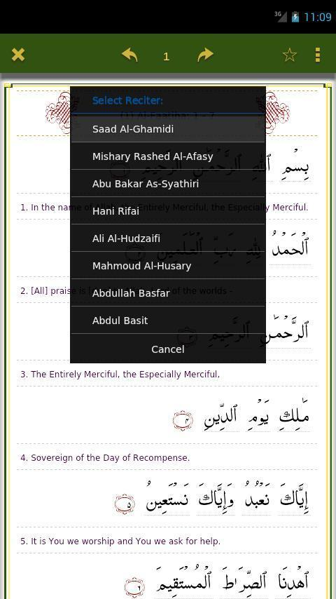Quran Word For Word English for Android - APK Download