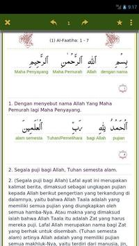 Quran Kata Per Kata screenshot 1