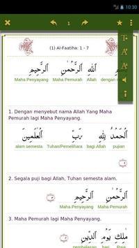 Quran Kata Per Kata screenshot 2