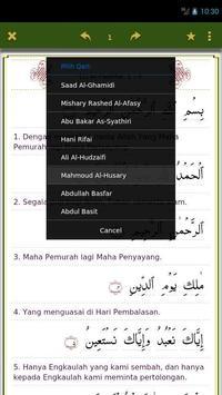 Quran Kata Per Kata screenshot 5
