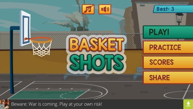 Basketball Game poster