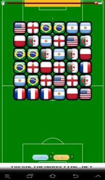 Football Flags poster