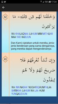 Surah YASIN 스크린샷 2