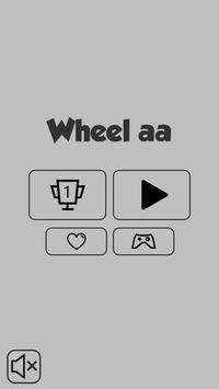 Wheel aa poster