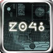 Sci-Fi 2048 icon