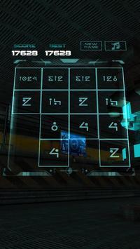 Sci-Fi 2048 screenshot 3