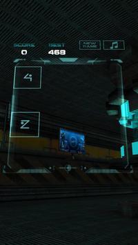 Sci-Fi 2048 screenshot 1