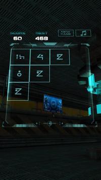 Sci-Fi 2048 screenshot 2