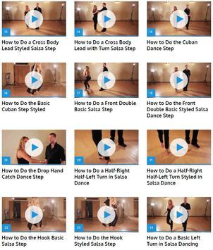 Salsa Dance ảnh chụp màn hình 4
