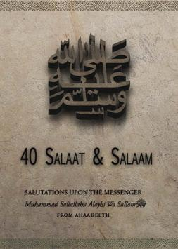 40 Durood o Salaam apk screenshot
