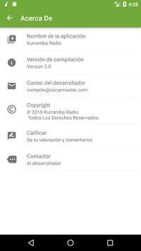 Kurramba Radio screenshot 5