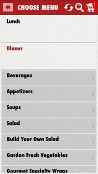 Sal's Gourmet Pizza apk screenshot