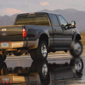 Wallpapers Ford F 550 Trucks icon