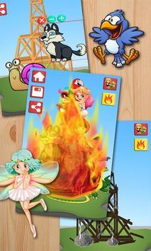 Valencia en fallas minijuegos - juegos y mascletà poster