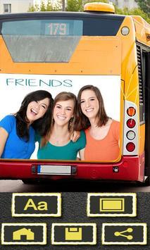 Photo frames billboards ads poster