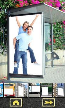 Photo frames billboards ads screenshot 3