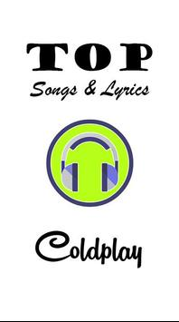 Coldplay Top Songs Something Just Like This poster