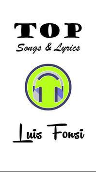 Luis Fonsi Top Song Despacito poster