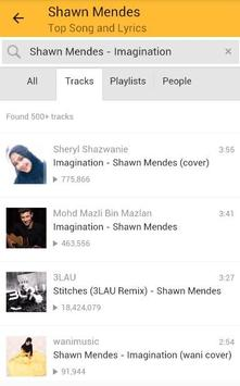 Shawn Mendes Top Songs and Lyrics screenshot 3