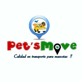PET'S MOVE calidad en transporte para mascotas icon