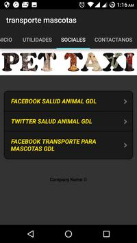 PET'S MOVE calidad en transporte para mascotas screenshot 4