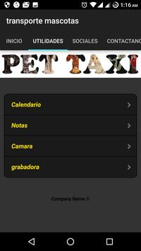 PET'S MOVE calidad en transporte para mascotas screenshot 5